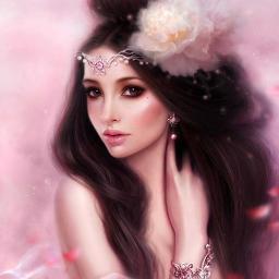Cute Princess Live Wallpaper