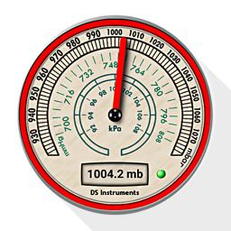 DS Barometer - Altimeter and Weather Information