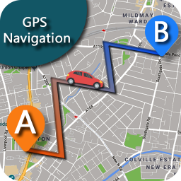 GPS Navigation & Directions-Route, Location Finder
