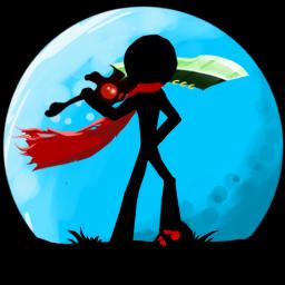 Stickman Shost: Ninja Warrior Action Offline Game
