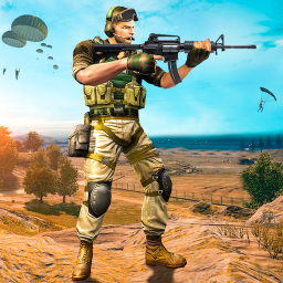 FPS Real Commando Games 2021: Fire Free Game 2021