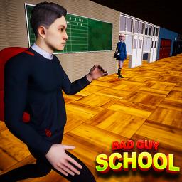 Bad Guys Fight at School
