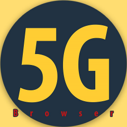 5G Internet Browser: Light & Fast - Speed Browser