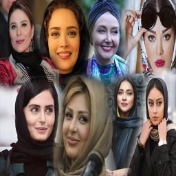 زنهای سینما ایران