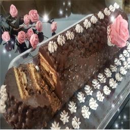 کیک و شیرینی کاکائویی