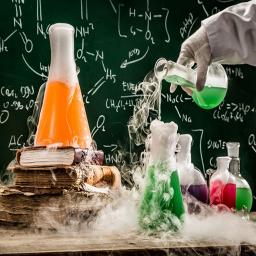 سرگرمی های شیمی
