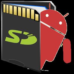 مدیریت انتقال برنامه به کارت SD با آموزش