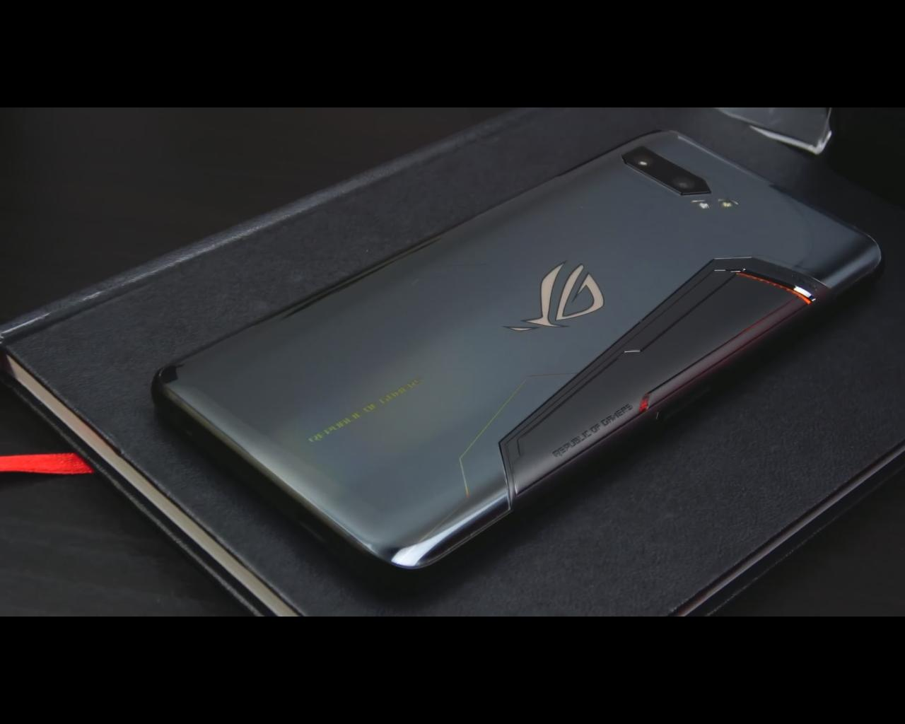 asus rog phone 2 android gaming