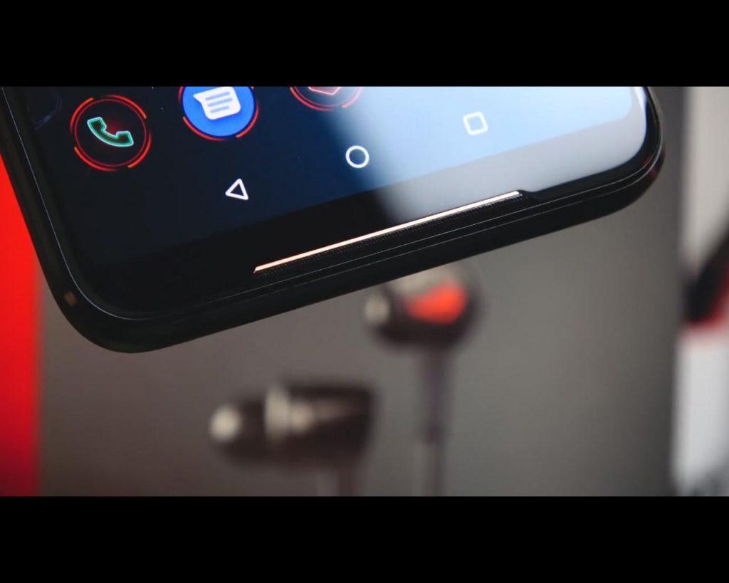 گوشی ایسوس مخصوص بازی با ram و cpu سخت افزار بالا قدرتمند